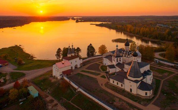 Ферапонтов монастырь, Вологодская область