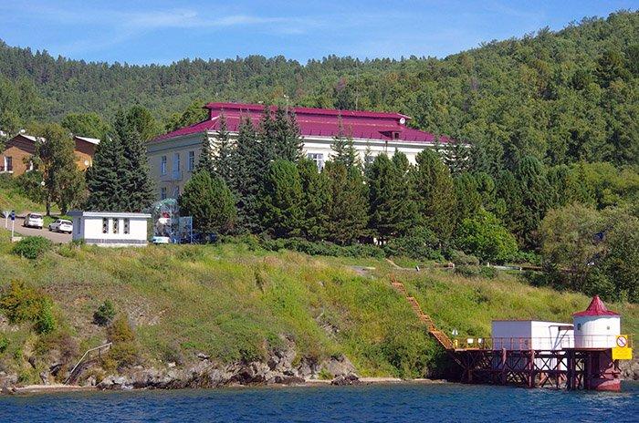 Байкальский музей, пос. Листвянка
