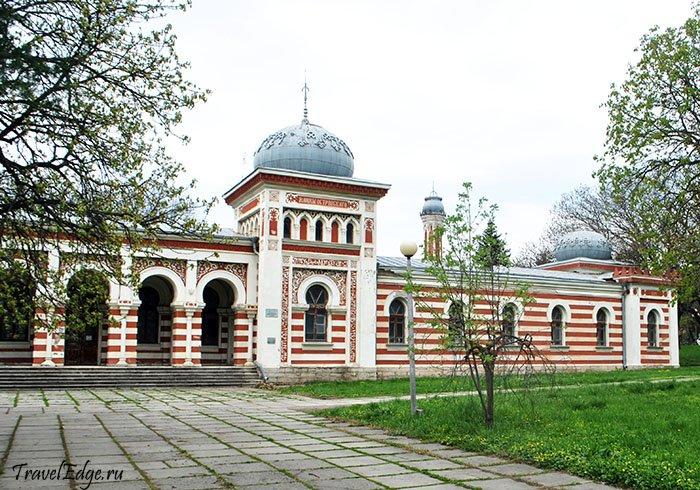 Ванны Островского, г. Железноводск