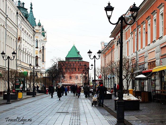 Улица Покровская, Нижний Новгород