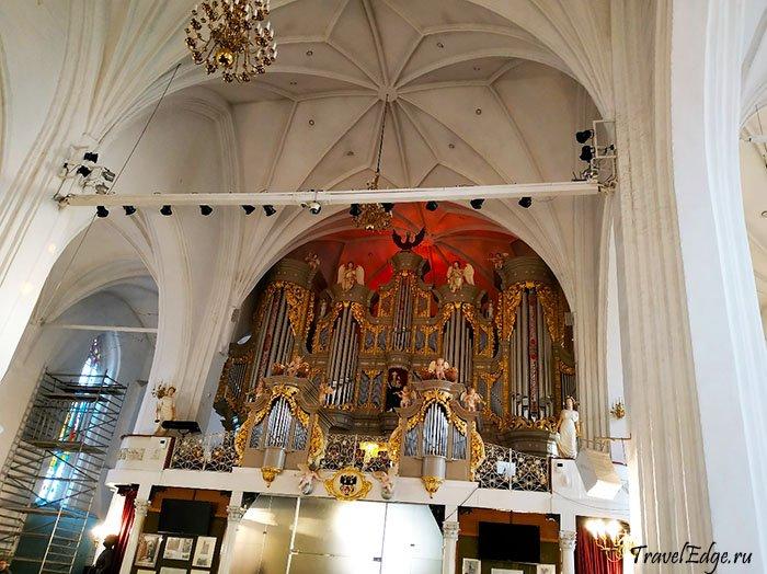 Орган Кафедрального собора, Калининград