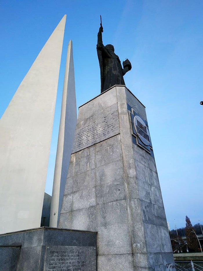 Памятник Николаю Чудотворцу, Калининград