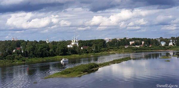 Город Тотьма, Вологодская область