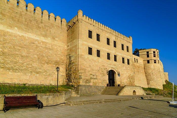 Комендантский дом, Крепость Нарын-Кала, республика Дагестан