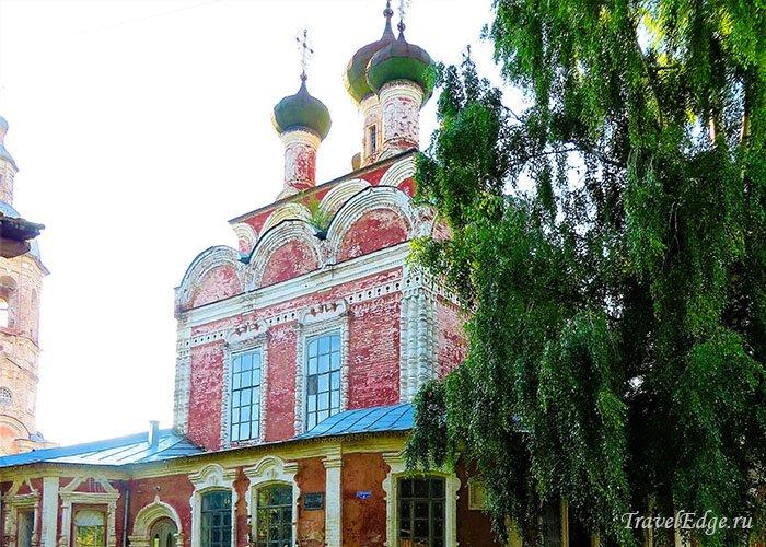 Троицкий собор, г. Осташков