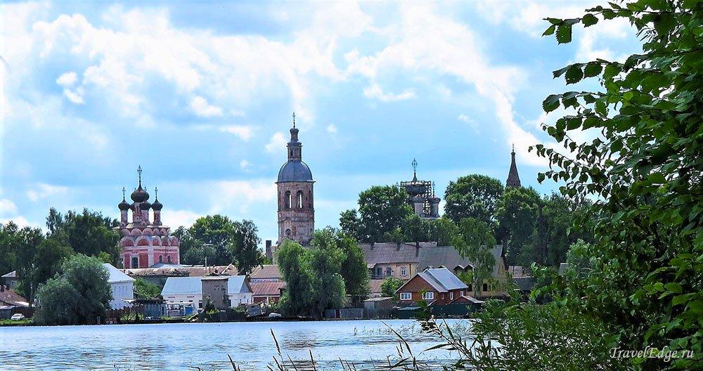 Троицкая церковь, г. Осташков