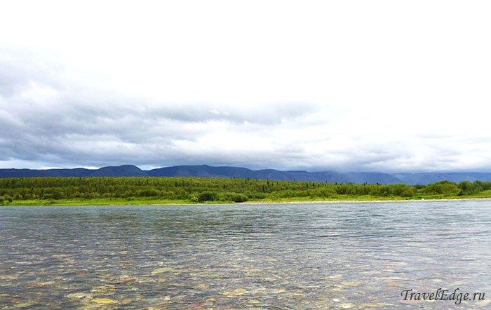 Река Кожим, республика Коми