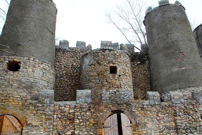 Руины неизвестного происхождения, республика Адыгея