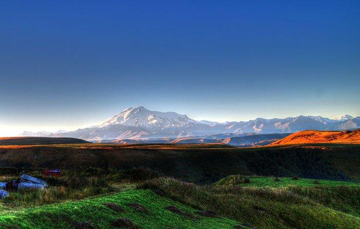 Гора Эльбрус, Кабардино-Балкария