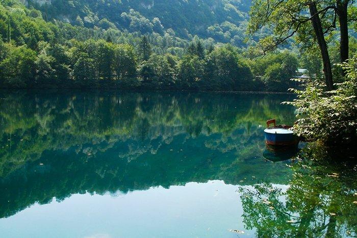 Голубое озеро, Кабардино-Балкария