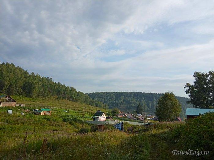 Деревня Сикияз-Тамак, Челябинская область