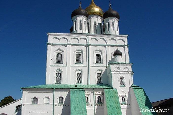 Свято-Троицкий собор, г. Псков