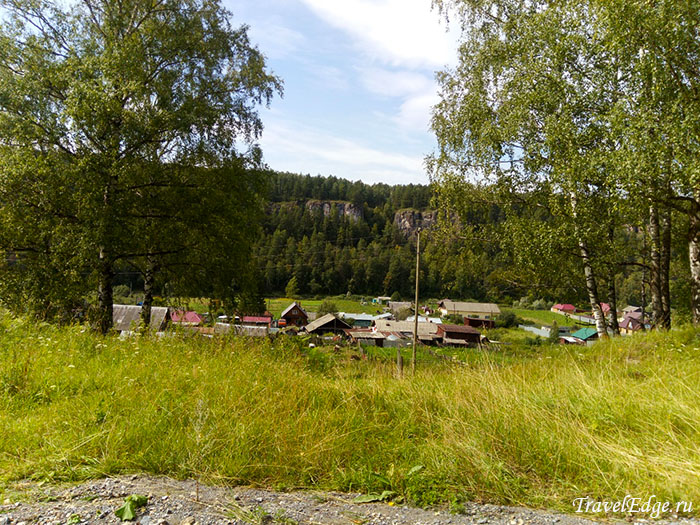 Деревня Алексеевка, Челябинская область