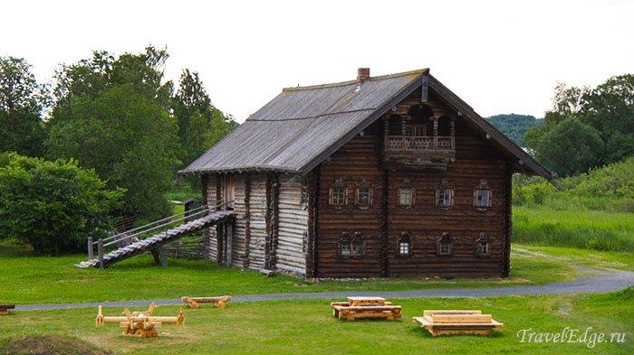 Дом Яковлева, Остров Кижи, республика Карелия