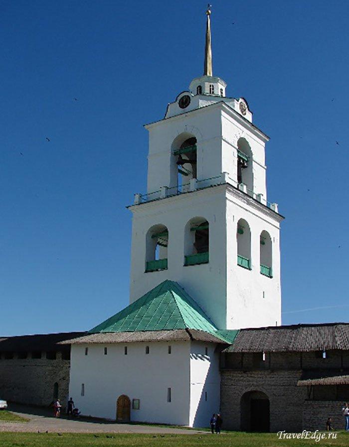 Колокольня Свято-Троицкого собора, г. Псков