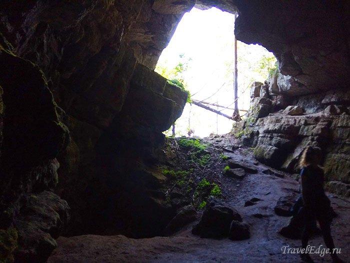 Пещера, Сикияз-Тамак, Челябинская область