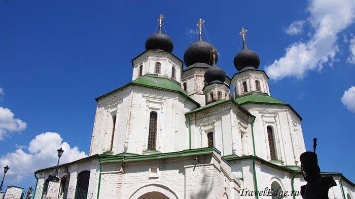 Воскресенский войсковой собор, Старочеркасск, Ротовская область
