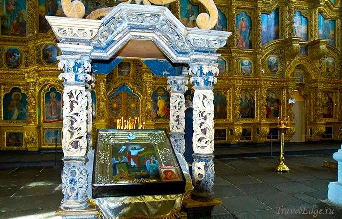 Иконостас войскового собора, Станица Старочеркасская, Ростовская область