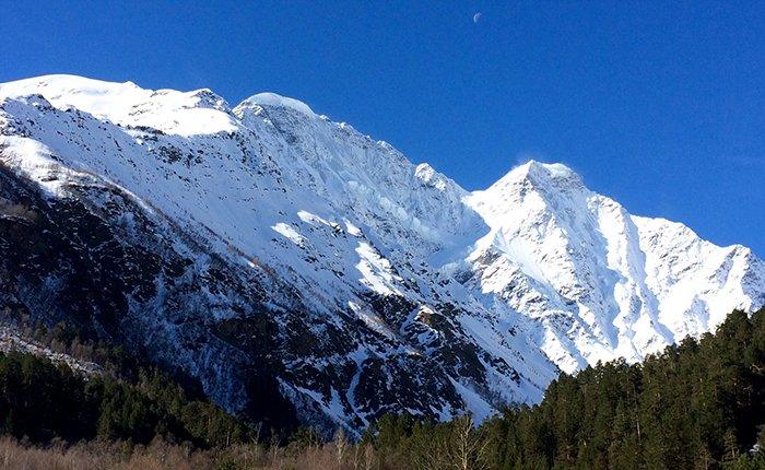 Гора Чегет, Кабардино-Балкария