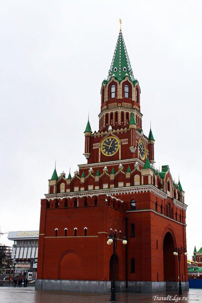 Благовещенская башня, Йошкар-Ола
