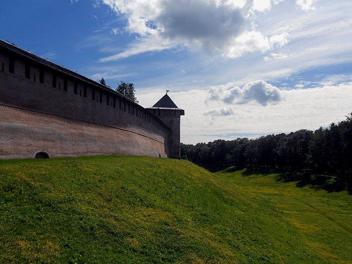 Новгородский Кремль Детинец