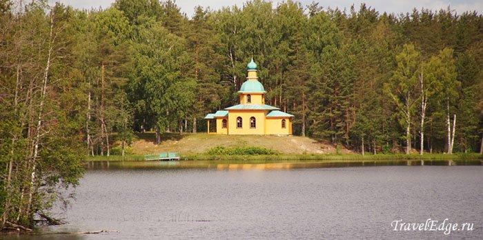 Скит Пантелеймона Целителя, Свято-Троицкий Александро-Свирский монастырь