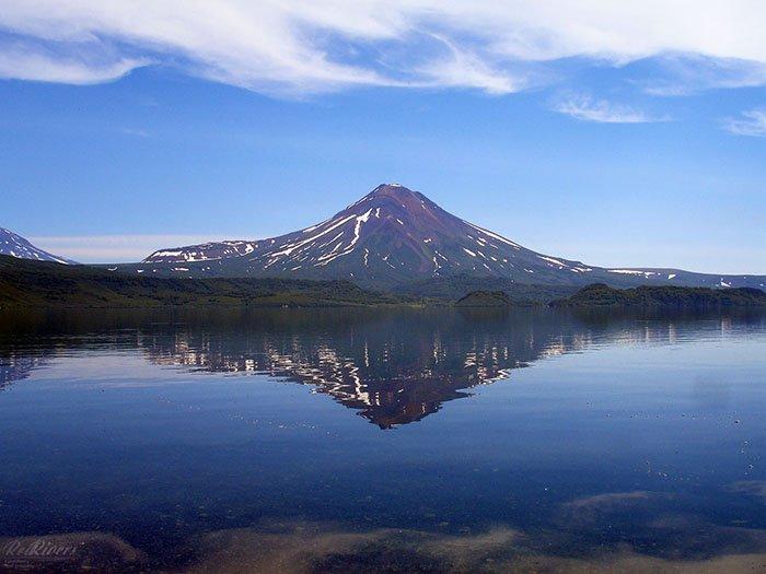 Вулкан Тятя, Сахалинская область, Курильские острова