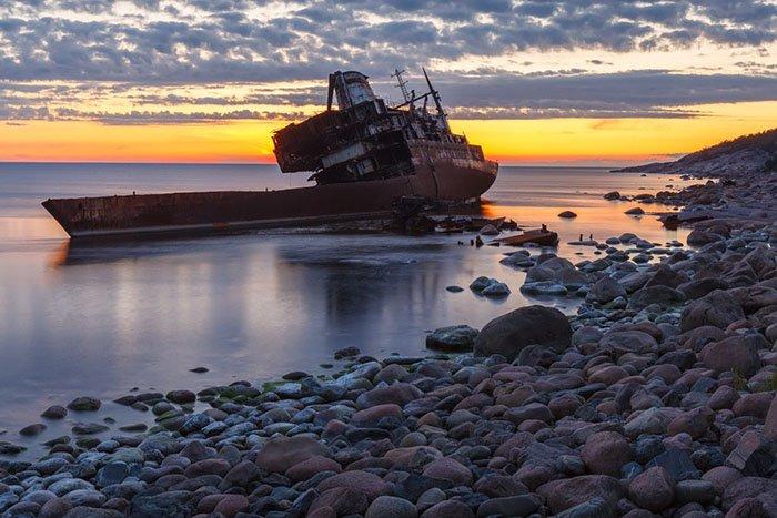 Остров Гогланд, Россия