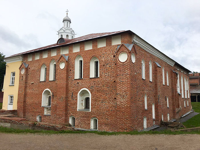 Грановитая палата, Новгородская область