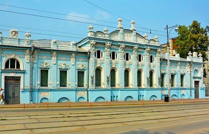 Дом купца Грибушина, Пермский край