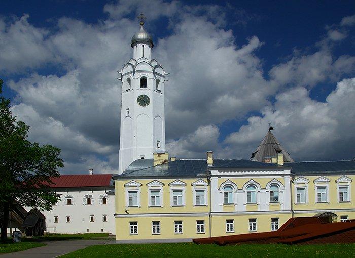 Часозвоня, Новгородская область