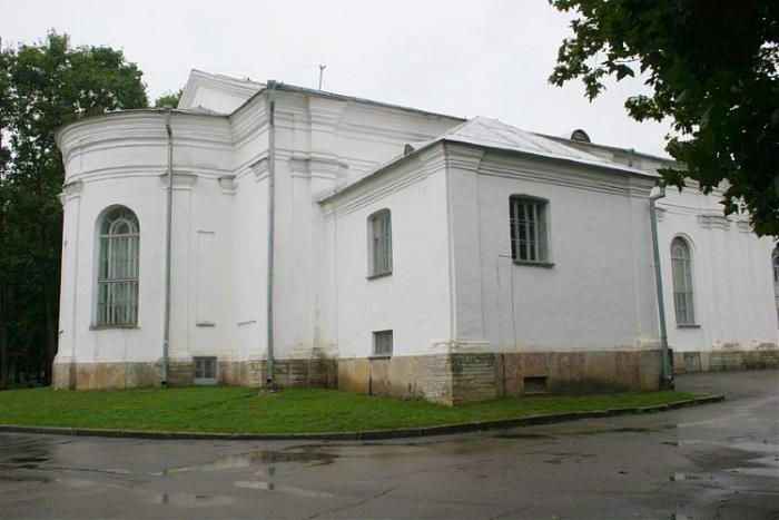 Церковь Входа Господня в Иерусалим, Новгородская область