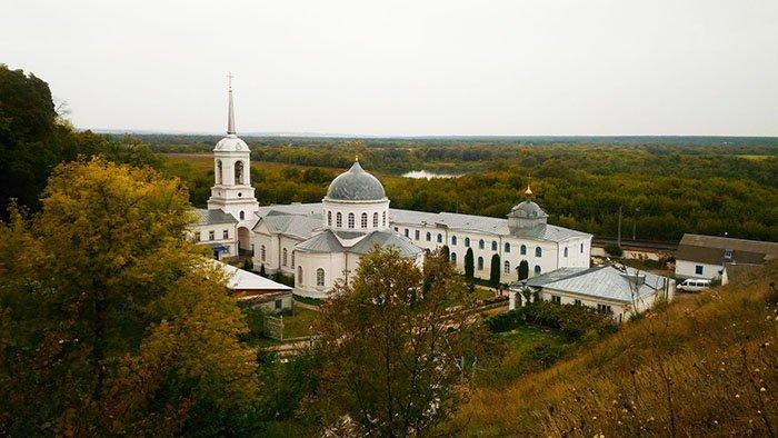 Свято-Успенский монастырь, Воронежская область