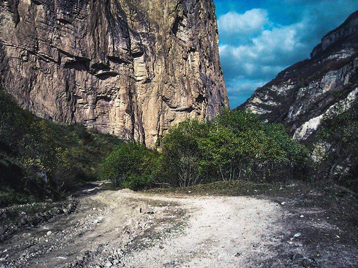 Суканская теснина, Кабардино-Балкария