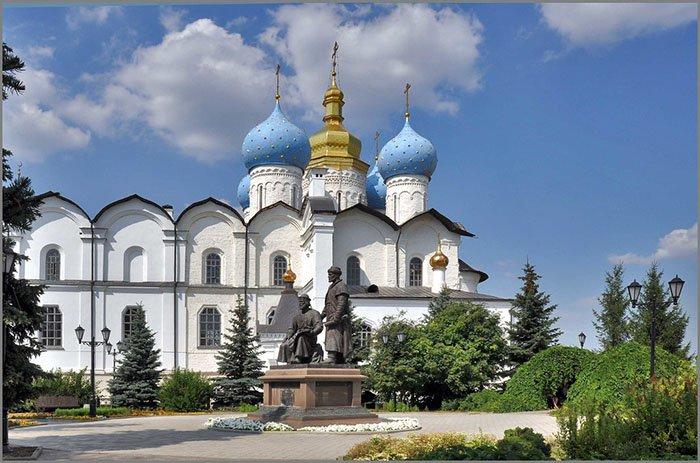 Благовещенский собор, Казанский кремль, республика Татарстан