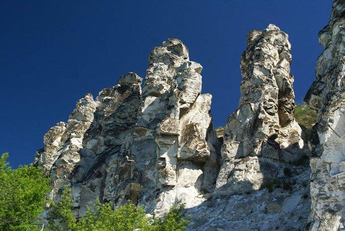 Большие Дивы, плато Дивногорье, Воронежская область