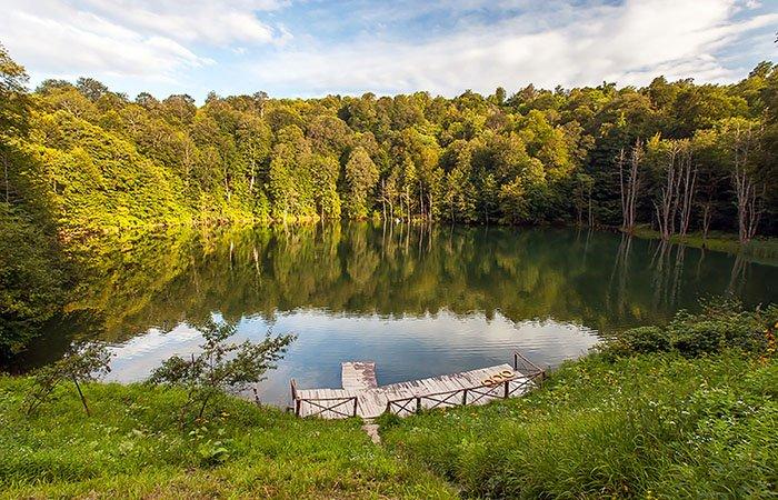 Секретное Голубое озеро, Кабардино-Балкария
