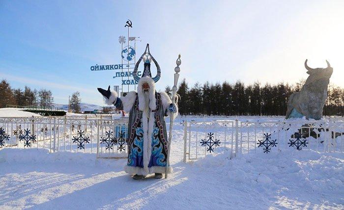 Чысхаан - якутский Дед Мороз, Якутия