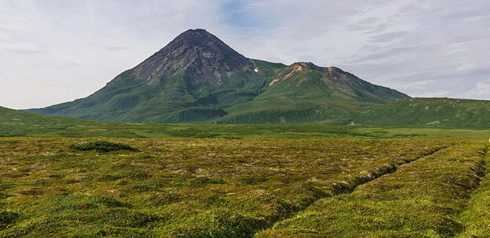 Вулкан Немо, Остров Онекотан, Сахалинская область
