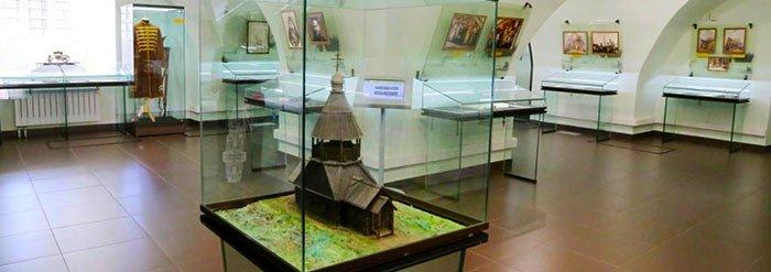 Музей истории Благовещенского собора, Казань