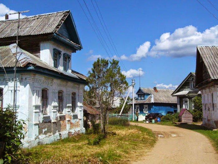 Деревня Заплавье, Селигер