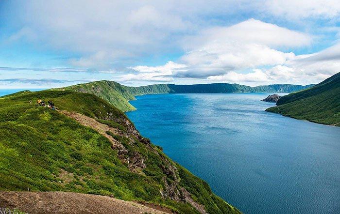 Остров Онекотан, Сахалинская область