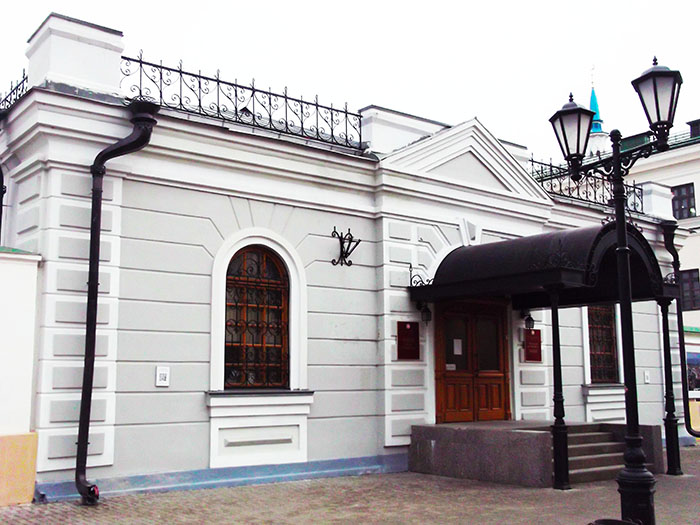 Выставочный зал «Манеж», Казанский Кремль