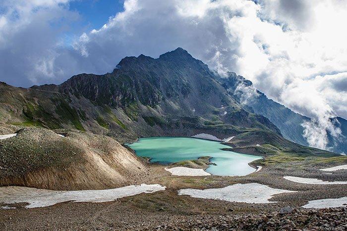 Перевал Пастуший, Кабардино-Балкария