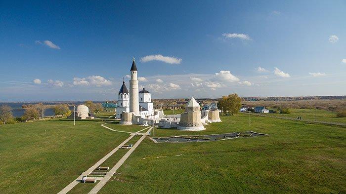 Музей-заповедник Болгар, республика Татарстан