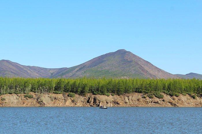 Колымское водохранилище, Магаданская область