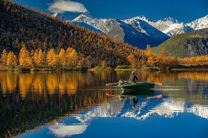 Озеро Джека Лондона, Магаданская область