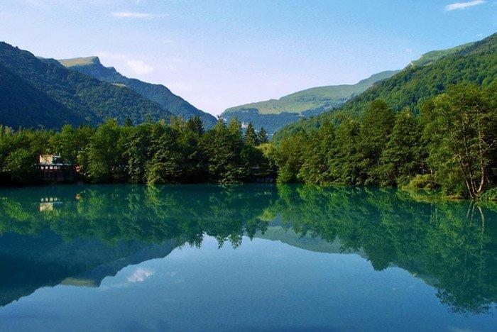 Голубые озёра, Кабардино-Балкария