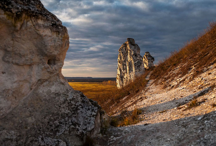 Плато Дивногорье, Воронежская область.