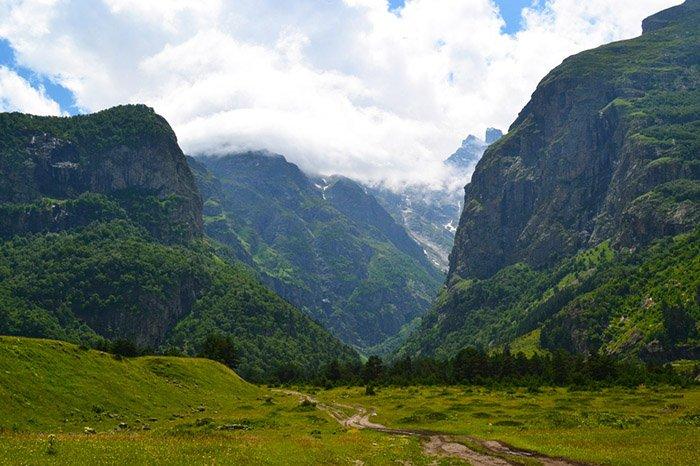 Штулинская поляна, Кабардино-Балкария